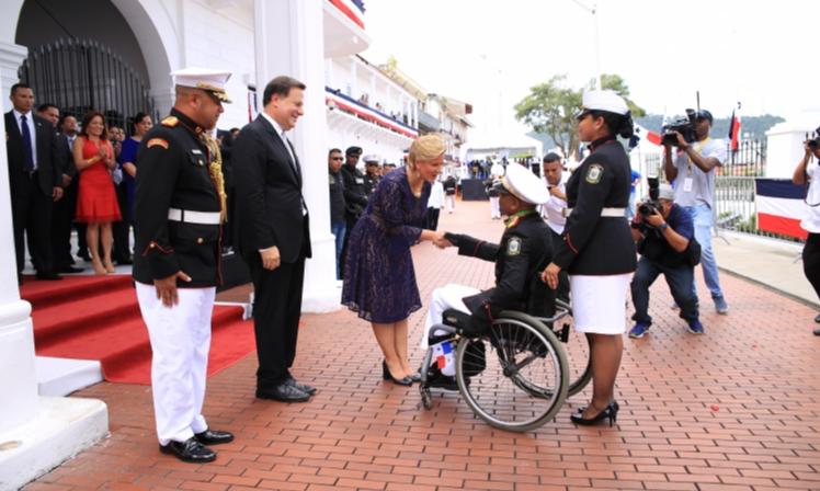 El SPI rememora y se siente complacido de tener dentro de sus filas a uno de los héroes de la Patria.